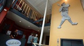 Photos: Inside the newly-renovated Babe Ruth Museum