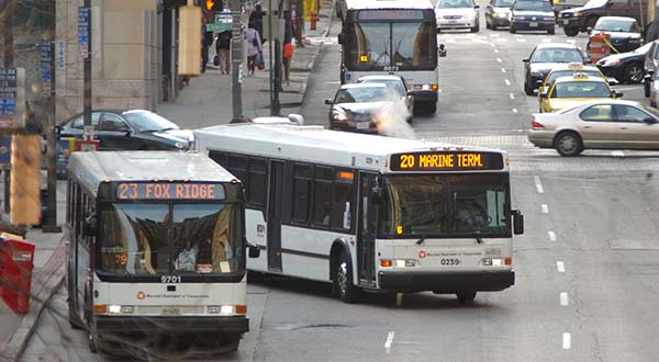 YouthWorks participants to receive free MTA bus passes