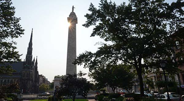 Photos: Baltimore's Washington Monument to reopen Saturday