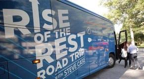 'Rise of the Rest' tour will offer $100k to winning startup