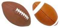 Football Player Dog Costumes: With & Without Arms