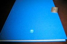Free adidas Originals Notebook