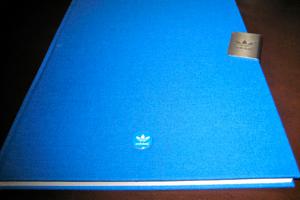Free adidas Originals Notebook