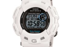 New Casio G-Shock Gulfman & Mudman