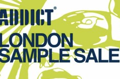 Addict Sample Sale