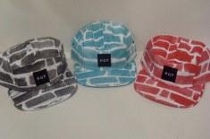 New HUF Caps