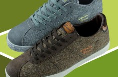 Onitsuka Tiger 'Lawnship' Tweeds