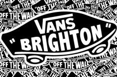 Vans Brighton store