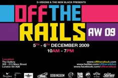 Off The Rails Retail Exhibition