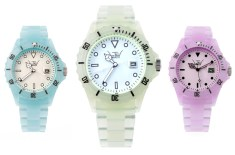 LTD Watches glow-in-the-dark collection