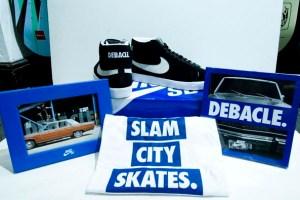 """Nike SB """"Debacle"""" Blazer pack"""