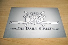 New The Daily Street stickers!