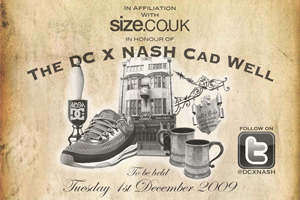DC x Nash Cad Well Grand Release