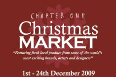 Chapter One Christmas Market