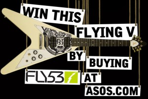 Win a Fly53 Flying V