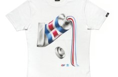 55DSL X Adidas Originals 'Experience Enhancer Device' tees