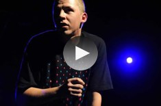 Video: Professor Green Live at Brixton with Lily Allen