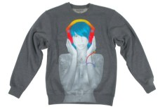 Jeepney x Chemical 'Hey Chemical Dj' crew Neck Sweater