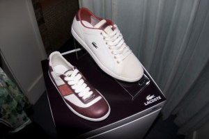 Lacoste 'Vintage Tennis' preview