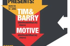 Mash Sessions: Tim & Barry/ Motive