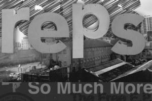 Reps 'So much More' E.P