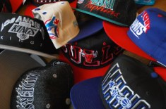 Dead-stock snap Backs