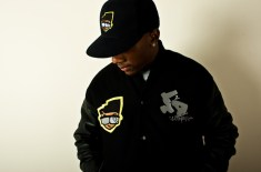 F2D Retro Kid Varsity Black Edition