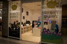 Robot Bunny Pop-Up Shop