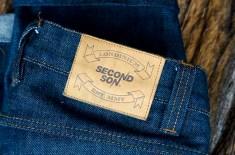 Debut: Second Son indigo selvedge jeans preview
