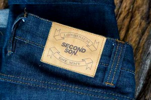 Debut: Second Son indigo selvedge jeans preview