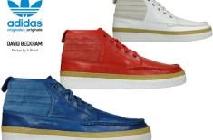 Adidas ObyO David Beckham Gazelle Vintage Mid