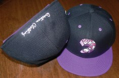 Question Clothing x Flat Fitty Hat
