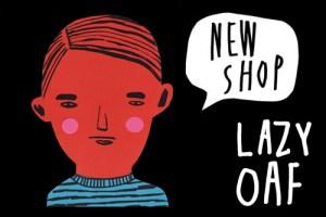 Lazy Oaf new shop party
