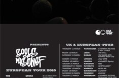 Souls Of Mischief UK Tour Dates