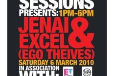 Mash Sessions: Ego Thieves