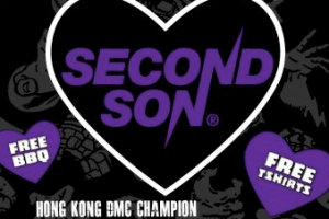 I <3 Second Son party