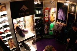 Slam x Altamont / Emerica Store Launch