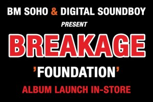 Breakage 'Foundation' album launch