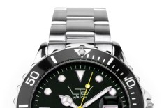LTD Watches steel collection