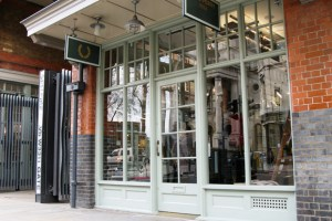 Fred Perry Spitalfields Concept Store