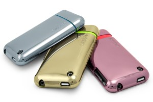 Incase Spring 2010 Chrome Slider Cases