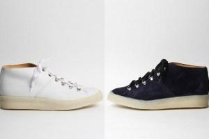 George Cox & oki-ni Hiking Sneaker