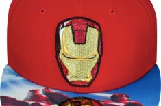 New Era Cap 59Fifty x Ironman 2