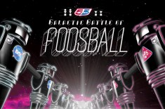 55DSL Galactic Battle of Foosball