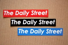 New The Daily Street stickers