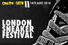 Crepe City II Sneaker Festival