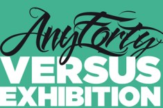 AnyForty Versus Exhibition