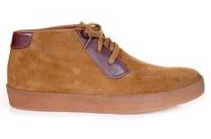 Clarks Ashcott Suede Boot