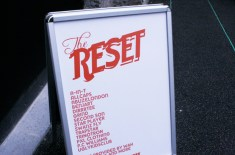 Recap: The Reset III