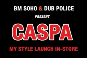 Caspa 'My Style' launch party